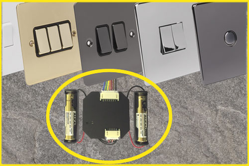 Wireless Switch Module